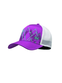 Бейсболка BUFF TRUCKER TECH CAP SOLID VIOLET S/M Buff