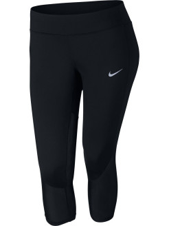 Тайтсы W NK PWR CROP RACER COOL EXT Nike