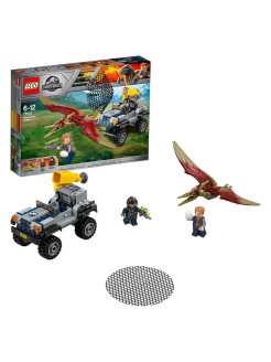 Конструктор LEGO Jurassic World 75926 Конструктор Погоня за птеранодоном LEGO