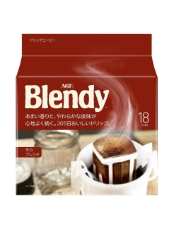 Бленди Мокка (BLENDY MOCHA) Ajinomoto General Foods, INC (AGF)