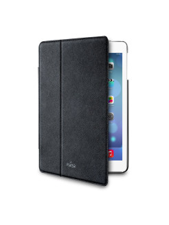 Чехол PURO IPAD Air 1 (Booklet, для iPad Air, цвет черный) Puro