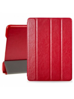 Чехол откидной Apple iPad 5 / Air Hoco Crystal Red Hoco