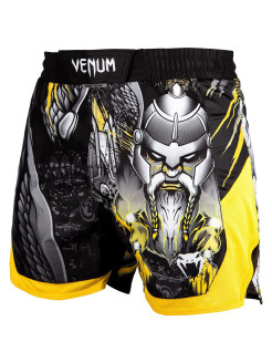 Шорты ММА Viking 2.0 Black/Yellow Venum