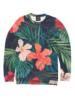 "Свитшот ""Tropical island"" Print Bar"