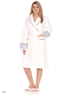 Set Dressing gown female 3 subjects Nevra Ecocotton