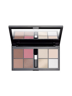 Палетка для макияжа лица: пудра, бронзер, румяна, хайлайтер 010 Professional Make Up Face Palette CATRICE.