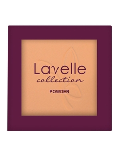 Пудра компактная PD09 тон 03 LavelleCollection