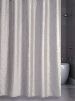 Штора180х200 Antic Grey AE1402-1 LC1402-1 Bath Plus