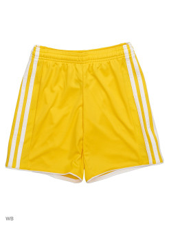Шорты TASTIGO17 SHO       YELLOW/WHITE Adidas