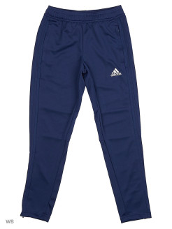 Брюки CON18 TR PNT Y      DKBLUE/WHITE Adidas