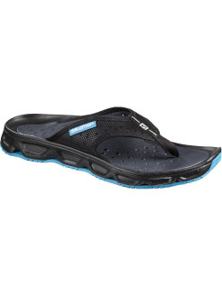 Шлепанцы SHOES RX BREAK Black/Black/Hawaiian Surf SALOMON