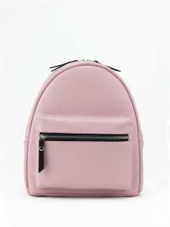 Рюкзак Leather Pink tallas