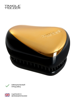 Расческа Tangle Teezer Compact Styler Bronze Chrome Tangle Teezer
