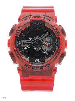 Часы G-Shock GA-110CR-4A CASIO