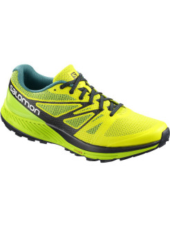 Кроссовки SHOES SENSE ESCAPE Sulphur Sp/Lime Green SALOMON