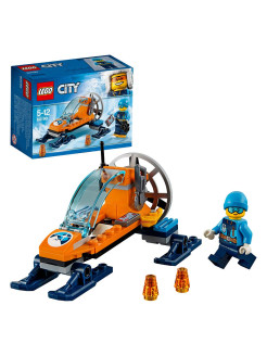 Конструктор LEGO Аэросани  City Arctic Expedition 60190 LEGO