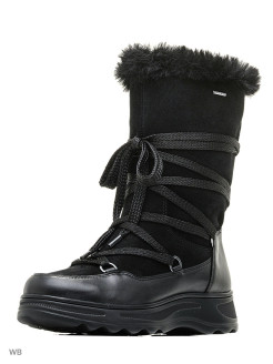 High boots, casual GEOX