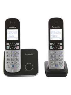 Телефон DECT TG6812RUB Panasonic