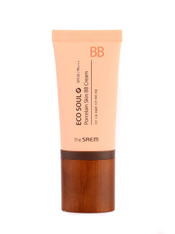 Крем  Eco Soul Porcelain Skin BB Cream 02 Natural Beige 45 г the SAEM