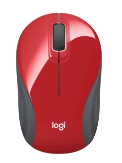Мышь Wireless Mini Mouse M187 USB Logitech