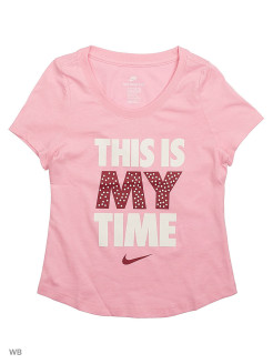 Футболка G NSW TEE THIS IS MY TIME Nike