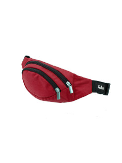 Belt bag red tallas