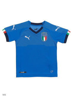 Футболка FIGC Italia Kids Home Shirt PUMA