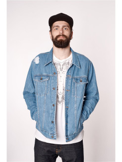 Куртка Trucker Blue Feel and Fly