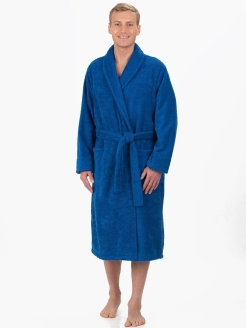 Bathrobe, without elements BIO-TEXTILES