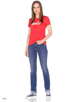 Джинсы 724 High Rise Straight Fit Levi's®