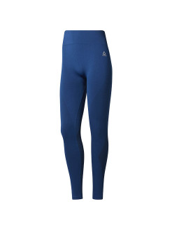 Тайтсы WOR SEAMLESS TIGHT  BUNBLU/BLACK Reebok