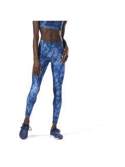 Леггинсы жен. RUN TIGHT P1        BUNBLU Reebok