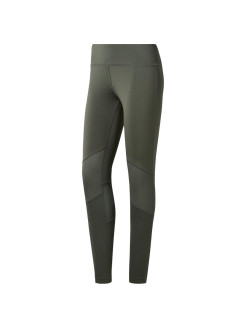 Леггинсы жен. US MESH TECHY TIGHT CHLGRN Reebok