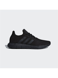 Кроссовки Swift Run           CBLACK/CBLACK/FTWWHT Adidas