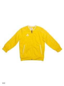 Бомбер CON18 PES JKT Y     YELLOW/WHITE Adidas