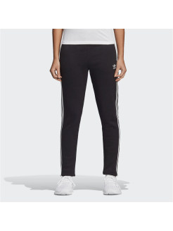 Брюки REGULAR TP CUFF   BLACK Adidas