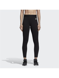 Тайтсы ESS 3S TIGHT        BLACK/BLACK Adidas