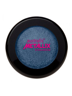 Тени Metallix Eyeshadow - Blink 18-Blue Australis Cosmetics
