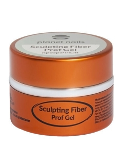 Гель - SCULPTING FIBER PROF GEL 15 г Planet Nails