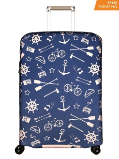 Suitcase Cover ROUTEMARK