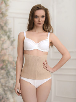 Bandage postpartum in the form of a wide corset belt sterile 2244 Hunny Mammy
