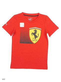 Футболка SF Kids Big Shield Tee PUMA