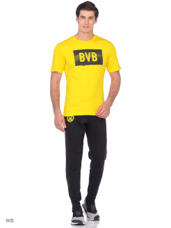 Брюки BVB Casual Sweat Pants PUMA