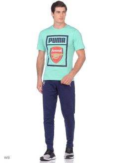 Футболка Arsenal FC Fan Cotton Tee PUMA