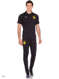 Брюки BVB Training Pants tapered PUMA