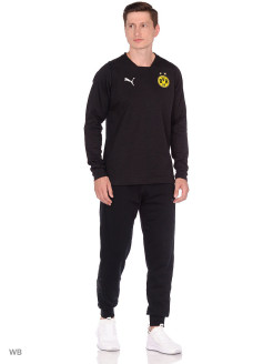Свитшот BVB Casual Sweat PUMA