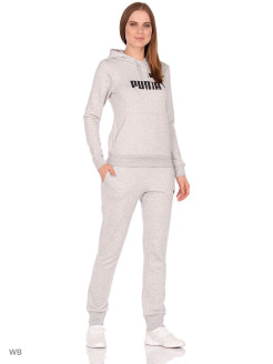 Худи Essentials Fleece Hoody# PUMA