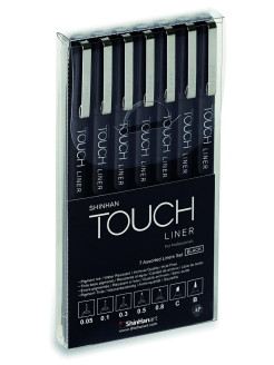 Набор TOUCH Liner 7 шт TOUCH.