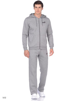 Брюки Essentials Fleece Pants PUMA