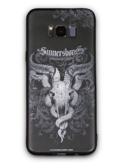 "Чехол для телефонов SAMSUNG S7 ""Phenomenon Of Baphometh"" SINNER's BONES"